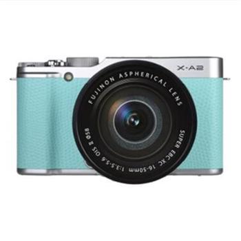 富士(FUJIFILM)X-A2(XC16-50mmII镜头)微型单电套机沁拧黄(1650万像素3英寸自拍屏Wi-Fi)