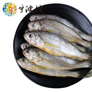 【宁波馆】象山开渔节小黄鱼900g东海海鲜冷冻黄花鱼水产冰鲜海鱼水产品