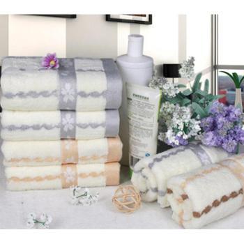 天琴悠绵生态浴品--在水一方 2条装(毛巾*2)/3条装(毛巾+浴巾+方巾)