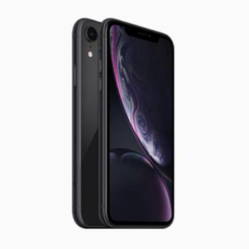 iPhoneXR64GB黑色移动联通电信4G手机
