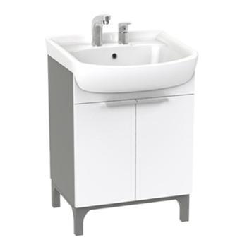 美标新科德浴室柜套装(含盆及提拉式龙头镀鉻)