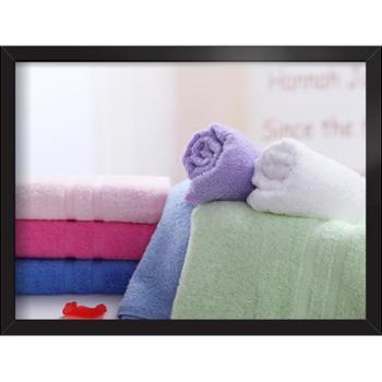 竹纤维毛巾竹纤维洗脸毛巾竹纤维大毛条缎款(硬盒)