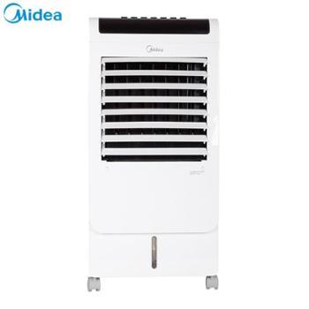 美的 空调扇单冷型家用遥控冷风扇制冷机移动水冷小空调 AC120-15C