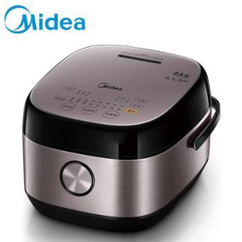 Midea/美的电饭煲4L智能IH多功能饭锅预约3-4-5-6人 MB-HS4075/HS5075