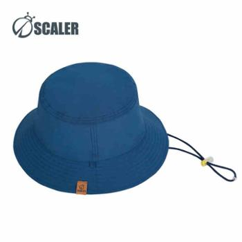 SCALER思凯乐户外男女款遮阳帽子速干帽双面太阳帽防晒帽S7216246