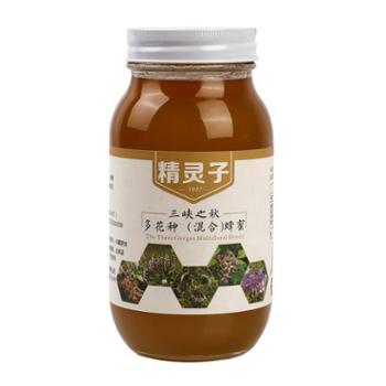 重庆云阳 精灵子 三峡之秋(多花种混合蜂蜜) 1000G