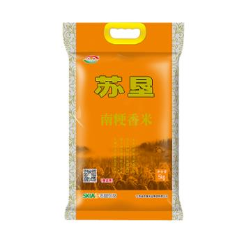 苏垦南粳香米10斤 好大米选苏垦 自有农场直供 品质有保障