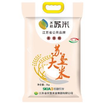 苏垦水韵苏米5kg 9108品种