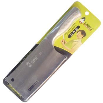 巧媳妇T-933K切片刀不锈钢锋利厨房用切菜刀具切肉生鱼片厨师专用