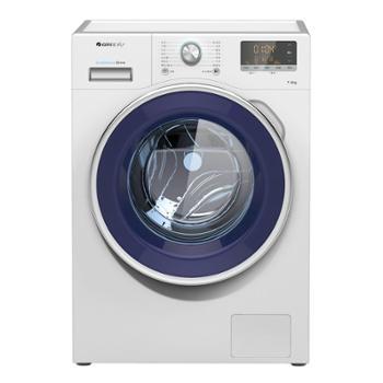 格力滚筒洗衣机_8kg洗涤量 一级能效_XQG80-B1401Ab1白色_MX001000400