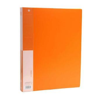 金得利A4彩色资料册20页 CF920欢乐色资料册文件册 插页夹 单个商品