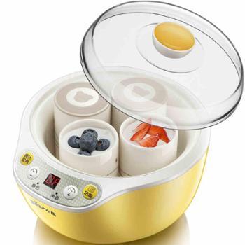 Bear/小熊酸奶机SNJ-B10K1不锈钢内胆陶瓷分杯发酵机
