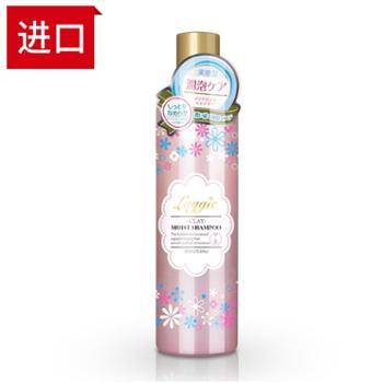 日本进口laggie洗发水滋润修护洗发露去头屑300ml