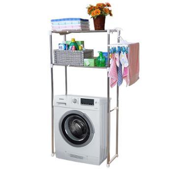 亿佰佳 洗衣机架 浴室卫生间层架置物架 马桶架储物收纳架DC-0324