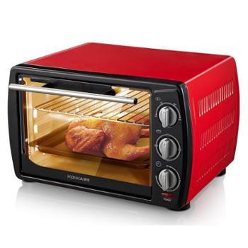 康佳 精彩烤箱 钢化玻璃 电烤箱 KGKX-5178A