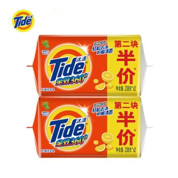 汰渍洗衣皂238x2块x2组共4块