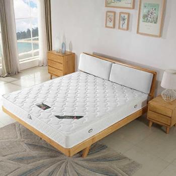 潘峰天然乳胶床垫1.8席梦思双人椰棕1.2米软硬两用1.5m经济型弹簧