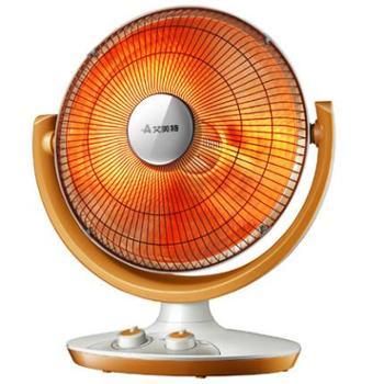 艾美特小太阳家用节能迷你取暖器 办公室省电台式电暖器