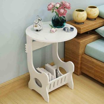 欧意朗边几小圆桌卧室角几沙发边几边柜茶几床头桌现代简约边桌