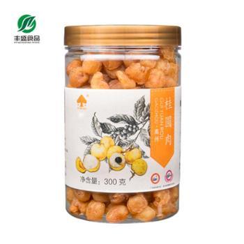 桂康绿色食品·岭南特产 瓶装桂圆肉300克/瓶 送礼佳品 包邮