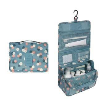 爱生活韩国旅行悬挂式洗漱包袋化妆包