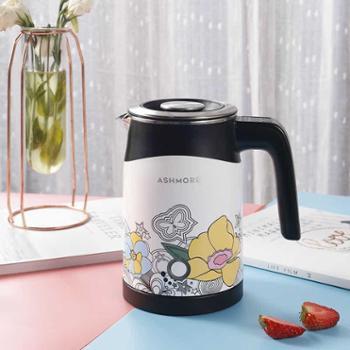 ASHMORE/艾诗摩尔迷你便携式电热水壶家用旅行宿舍保温烧水壶厨房用具