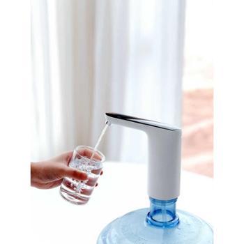 3life电动触控抽水器桶装水饮水器自动上水吸生活用品