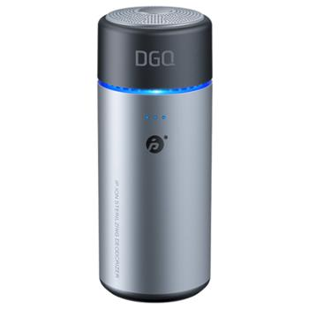 DGQA8车载空气净化器除甲醛去除异味去烟味负离子氧吧