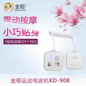 金稻KD-908运动电波美体机甩脂机电动按摩器振动美容仪sbyk3l