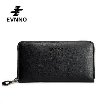 意威诺(evnno)长款钱包拉链手包钱夹Q006