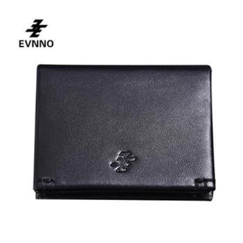 意威诺(evnno)名片包 超薄时尚多功能真皮卡包名片夹 M025