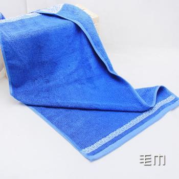 竹纤维毛巾 竹兰雅鸡冠毛巾