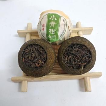 千烨陈皮普洱小青柑茶300g
