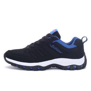 YESADO男鞋跑步鞋新款运动鞋耐磨透气户外跑鞋男士休闲鞋旅游鞋(一马169)