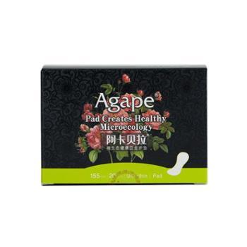 阿卡贝拉微生态卫生巾 护垫155