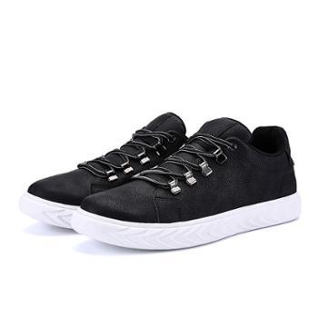 新款运动休闲小白鞋男休闲鞋运动鞋板鞋透气舒适防滑男鞋003