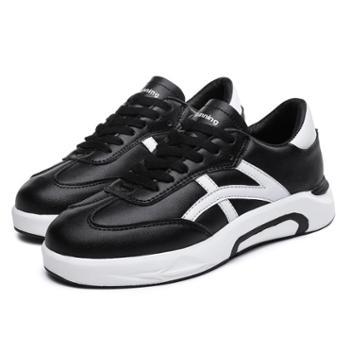2018新款女休闲鞋运动鞋舒适透气内里防滑减震女鞋TM809