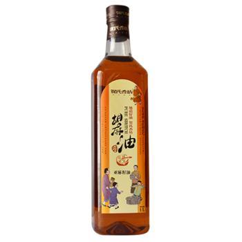 贺氏香坊胡麻油1L