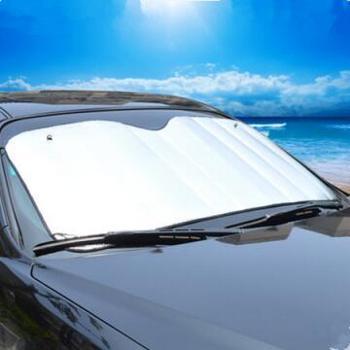 8090汽车遮阳挡防晒避光板夏季隔热遮阳帘子汽车前档太阳挡