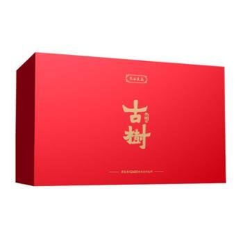 然谷良品古树晒红精选茶礼红茶礼盒200g