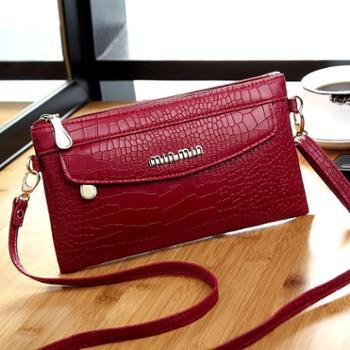 钱包女长款拉链多功能手包女士零钱包新款女手机包女手拿包
