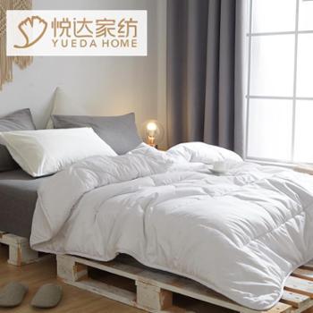 悦达家纺羊毛被加厚保暖秋冬礼品被子单双人床被子
