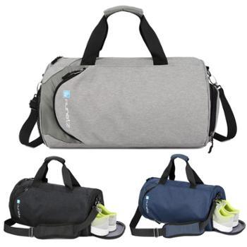 运动健身包男防水女行李袋干湿分离大容量单肩手提旅行背包