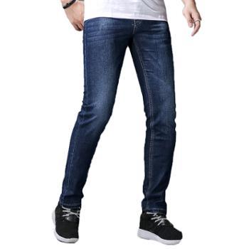 牛仔裤男士休闲长裤FNMS6202