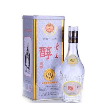 尧王醇33度铁盒一代浓香型白酒480mL