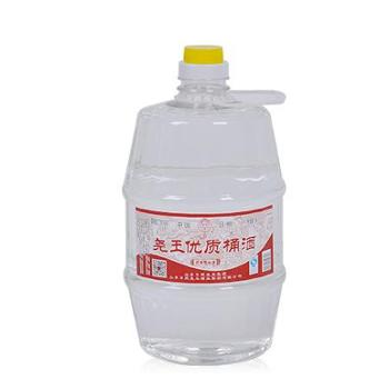 尧王55度优质桶酒4L装