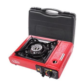 尚烤佳卡式炉丁烷气罐炉便携式瓦斯气炉送黑色手提收纳箱