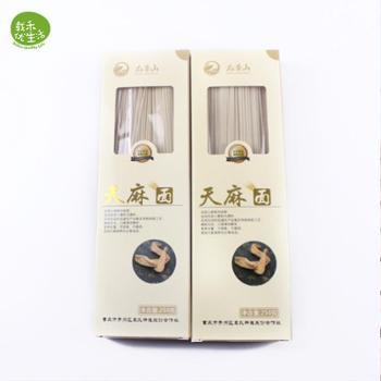 龙茶山 天麻面250g/盒