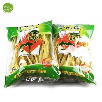 紫水腐竹 开州特产 350g/袋