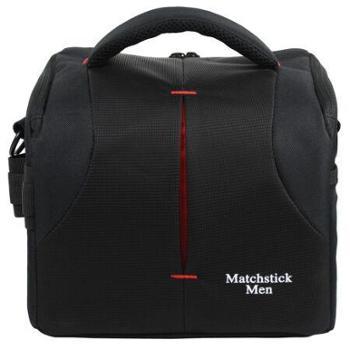 火柴人(MatchstickMen)HK06 一机一镜单反相机包 (黑色)